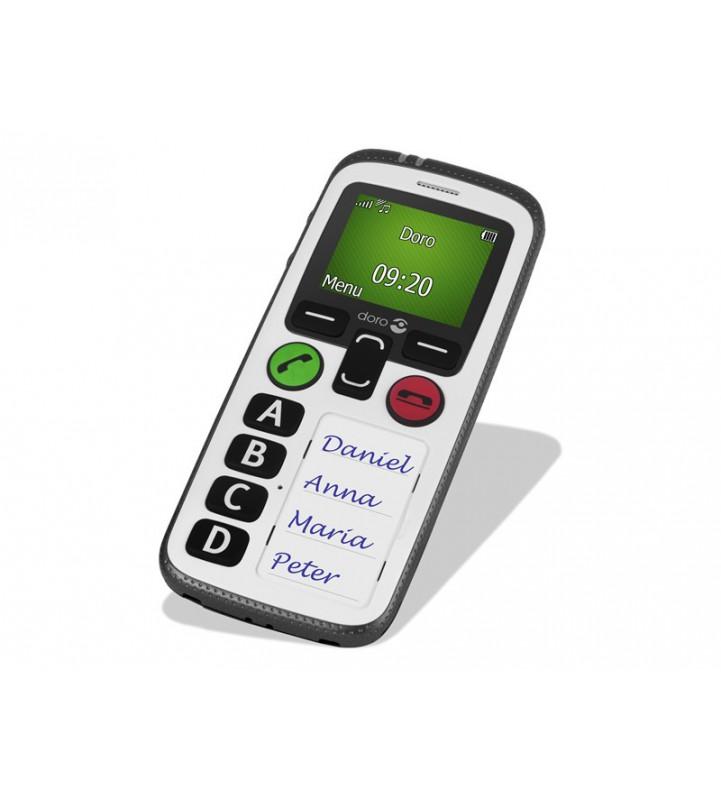 ed43531ccf Telefono cellulare resistente e impermeabile (IP54) dotato di quattro  pulsanti di chiamata rapida per contattare le persone su cui contate con  una semplice ...