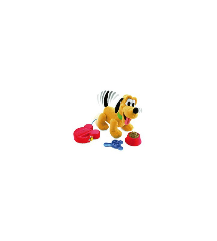 PLUTO GOES FOR A WALK -ADAPTED