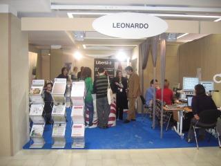 Handimatica 2008 Leonardo