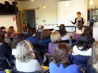 aperitivo formativo Progettiamo Autonomia Dott.ssa Cristina Sassi Leonardo Ausilionline