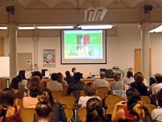 FLI Genova convegno Dott.ssa Cristina Sassi Leonardo Ausili