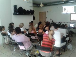 aperitivo formativo Progettiamo Autonomia intervento leonardo Ausili dott.ssa Cristina Sassi