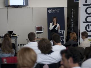General Meeting Progettiamo Autonomia 2011 Leonardo Ausili Dott.ssa Cristina Sassi