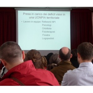 DIFFICOLTA' VISIVE: STRATEGIE E STRUMENTI - dal convegno del 4 maggio 2011