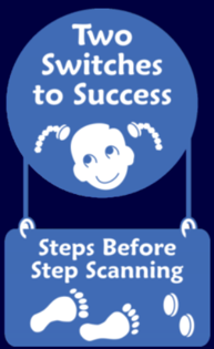 steps before step scanning logo