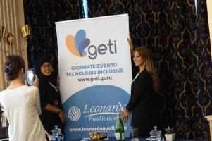 Leonardo Ausilionline staff al femminile GETI 2017